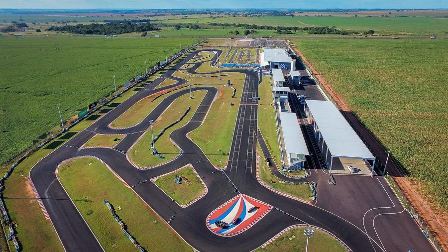 Championnat du Monde FIA Karting au Brésil - Birigui
